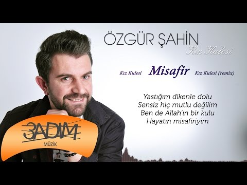 Özgür Şahin - Misafir  ( Official Lyric Video )