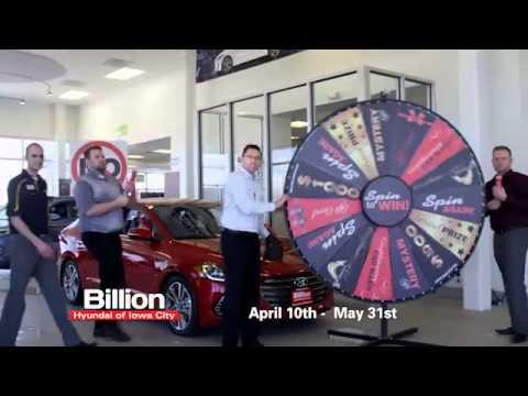 Delightful Billion Hyundai In Iowa City