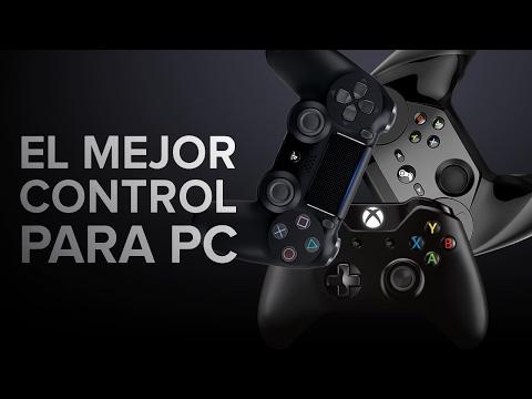 El mejor control para PC