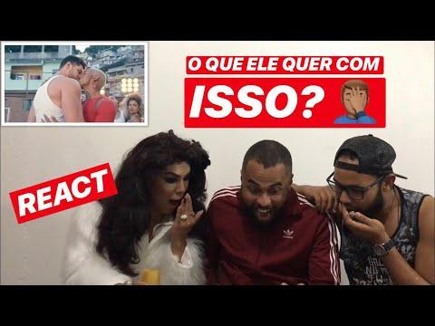 Nego do Borel - Me Solta REAÇÃO  REACT