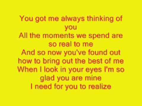 You Are The One  Jocelyn Enriquez