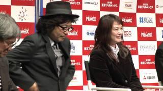 11/28『冷たい熱帯魚』Q&A 園 子温(映画監督) 吹越満(俳優) でんで...