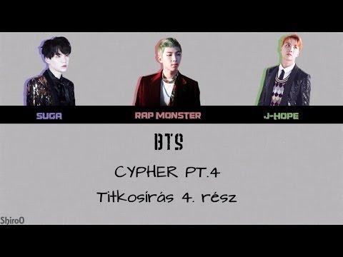 BTS - Cypher PT. 4 (Han | Rom | Hunsub.) [SZÍNKÓDOLVA]
