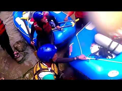 Rafting from lau Biang - Wampu River