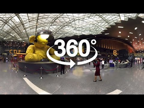 360 Tour of Doha