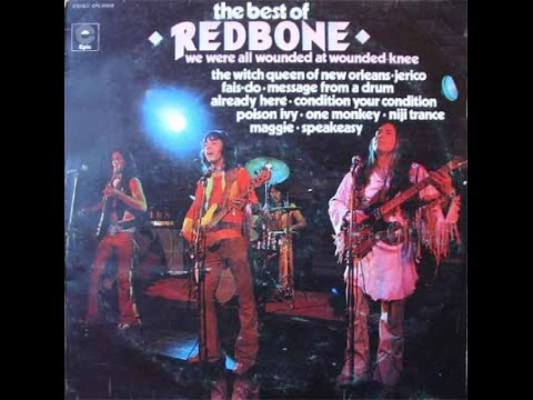 REDBONE - The Best Of Redbone (Full album)