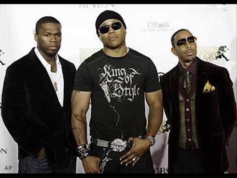 Foto di LL Cool J & 50 Cent
