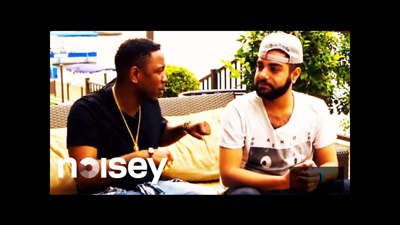 Compton MC Kendrick Lamar Interviewed By Hima From Das Racist – Rap Show – Episode 1
