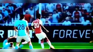 Arsenal VS Man City (FIFA 18)