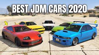 Gta 5 Online Best Jdm Cars In Gta 5 Online 2020 Youtube