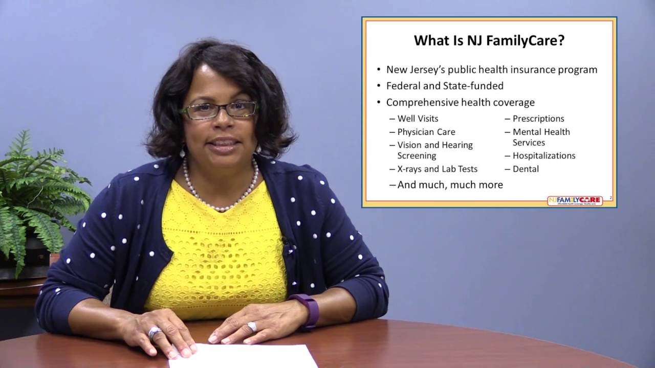 Nj familycare application nj - Nj Familycare Aged Blind Disabled Program Paper Application Tutorial
