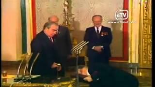 При Брежневе роняют орден