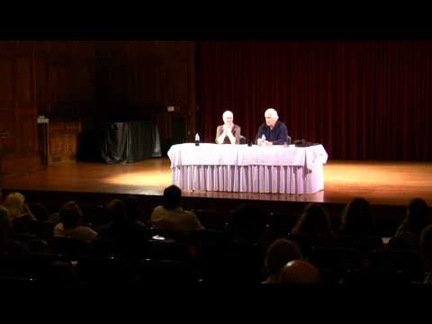 The Art of True Crime Writing: A Panel Discussion with Gene Lyons and Mara Leveritt
