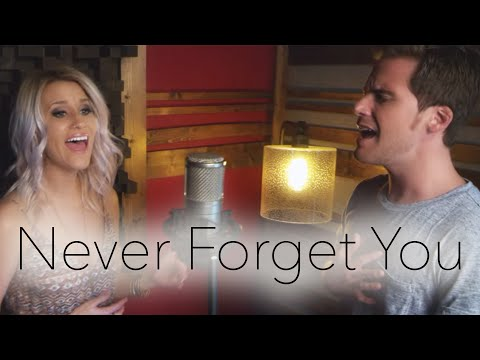 Never Forget You - Zara Larsson feat. MNEK | Caleb + Kelsey Cover
