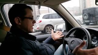 Самостійне паркування Mercedes: Як активувати