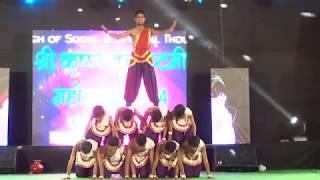 Shambhu Sutaya Sadda Dil ABCD Nitin Sharma PDC CREW