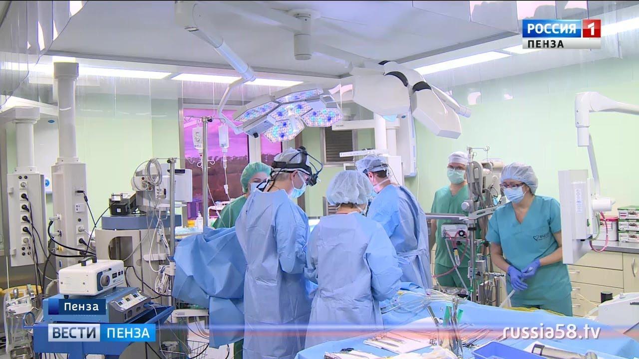 В Пензе ребенку сделали операцию на сердце по методу, разработанному в Японии