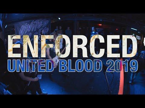 Enforced FULL SET at United Blood 2019