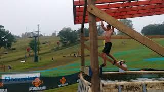 Matt Frost Terrain Race - Monkey Bars