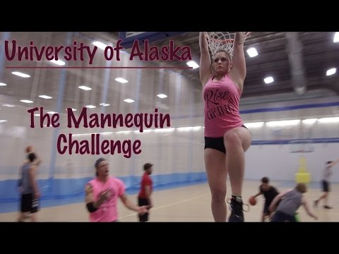 The Mannequin Challenge in Alaska!