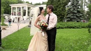 Свадьба Юли и Антона (клип) (24.05.2013)