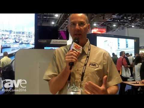 InfoComm 2016: FSR Introduces Floorbox For Outdoor Applications