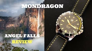 "Mondragon ""Angel Falls"" - Cool Chunky Automatic Dive Watch"