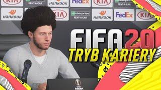 Testuję TRYB KARIERY w FIFA 20