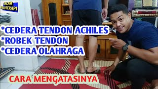 Achilles Tendon rupture ,tear, tendonitis - Everything You Need To Know - Dr. Nabil Ebraheim.