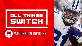Madden On Switch?!