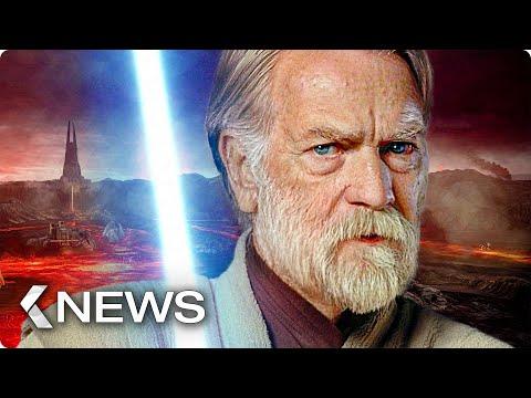 Kenobi Star Wars Series, Tarantino's final movie, Disney Remakes... KinoCheck News