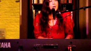 I Don't Want to Be a Bride - Vanessa Carlton @ Housing Works 6/20/11