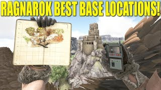 TOP 8 RAGNAROK BEST BASE LOCATIONS! PC/XBOX/PS4 (How Not To