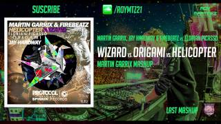 Download Wizard vs Origami vs Helicopter (Martin Garrix Mashup) [Tomorrowland 2015] MP3 song and Music Video