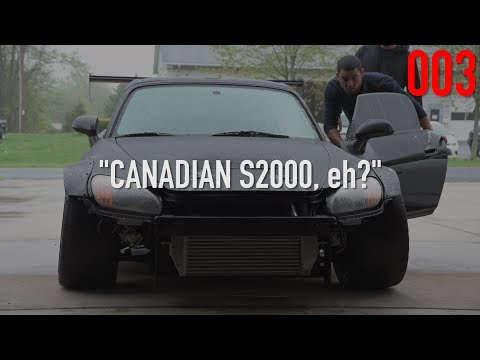 Canadian S2000, eh?   Daily Tune 003