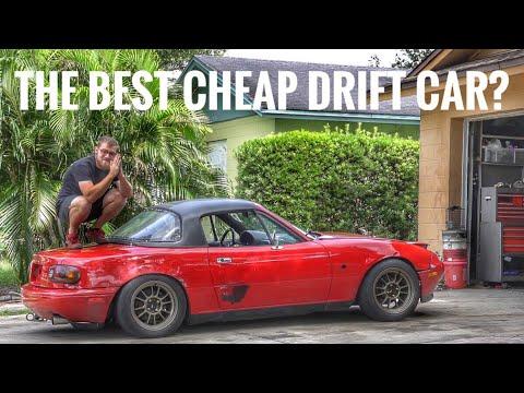 Car Check | Turbo Miata Drift Missile