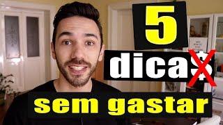 Melhore a qualidade de seu vídeo no youtube sem gastar - 5 DICAS