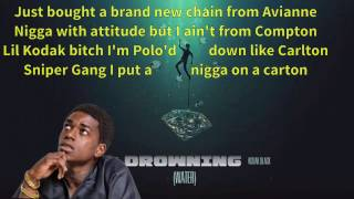 A Boogie Wit Da Hoodie Drowning Feat Kodak Black Lyrics