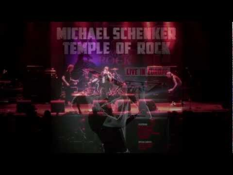 Michael Schenker - Temple Of Rock - Live in Europe DVD 2012 - Before the devil knows you´re dead