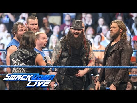 The Cutting Edge returns to turn Survivor Series on its head: SmackDown , Nov 15, 2016