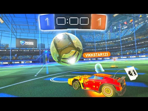 SHOOTING AT 0:00! - ROCKET LEAGUE