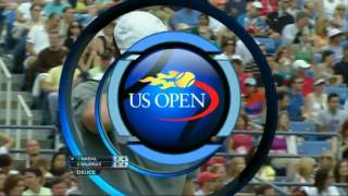 US Open 2008 SF   Murray vs Nadal 1080p