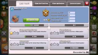 Let's play Clash of Clans ClanWars oder REQ N' LEA