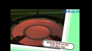 Bếp gas hồng ngoại Thái Lan Panworld PW-8168