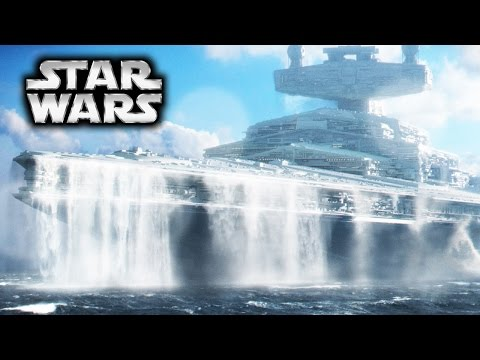 Can A Star Destroyer Go Underwater?  Star Wars Revealed, Theory Explained | Star Wars HQ