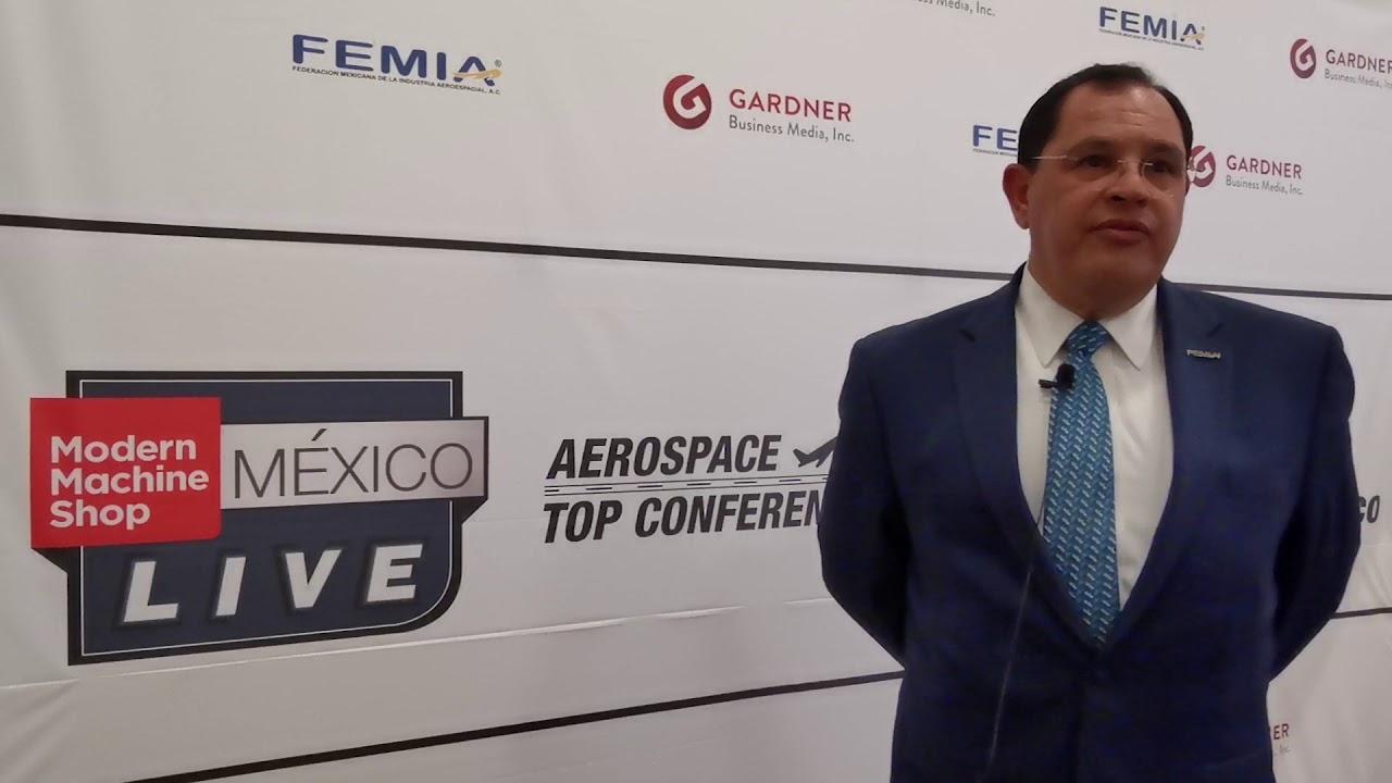 Mexico Live Aerospace Top Conference se posterga para noviembre