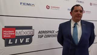 Mexico Live Aerospace Top Conference se posterga para noviembre