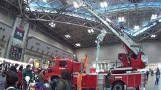 展示イベントを回ってきた!東京消防庁出初式に行ってきました。THE NEW ...