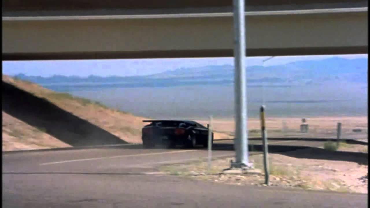 The Cannonball Run 1981 Intro Lamborghini Countach