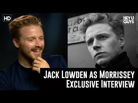 Jack Lowden Exclusive - England Is Mine (Morrissey Biopic)